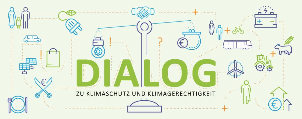 Dialog zu Klimaschutz und Klimagerechtigkeit