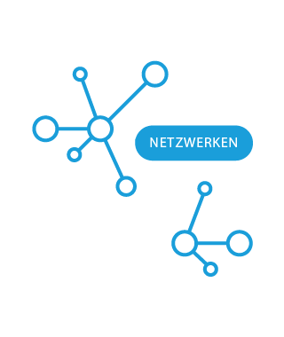 netzwerken - link zu über Netzwerk